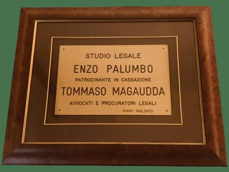 targa studio palumbo-magaudda